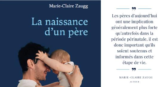 Publication : La Naissance d'un Père